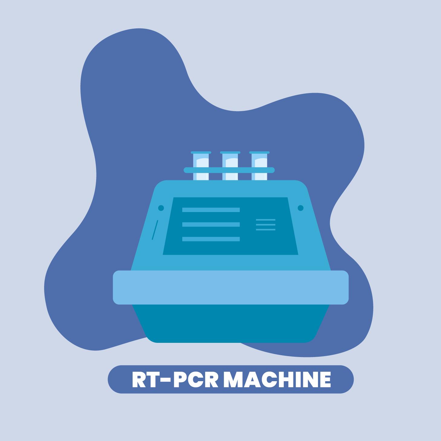 COVID-19 PCR Testing Machine
